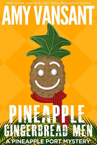 Pineapple Gingerbread Men Released + Recipe
