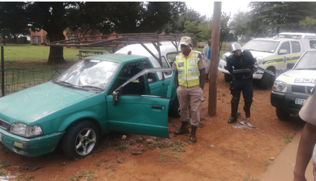 12 Cars Destroyed, Many Injured as 2 Brothers Clash Over Who Will Become Church Leader (Photos)