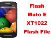 Moto XT1022 Flash File Tool Firmware