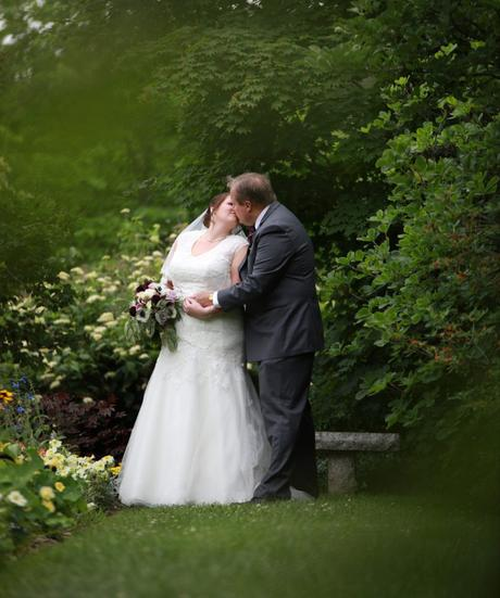 Cascade Park in Bangor Maine – Nice Wedding Venue with Chris and Aubri