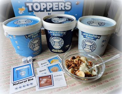 Toppers!  A Tasty Breakfast Game!