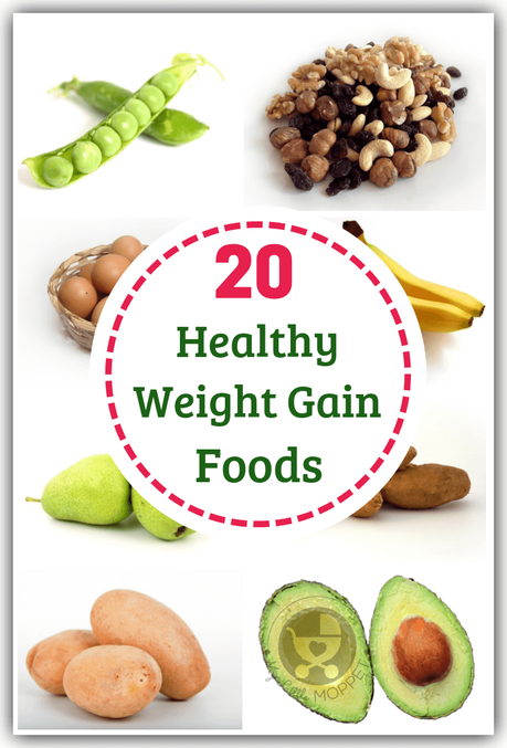 Worried about baby being under weight? Help your baby reach her target weight the right way with these 20 Super healthy Weight Gain Foods for Babies and Kids.