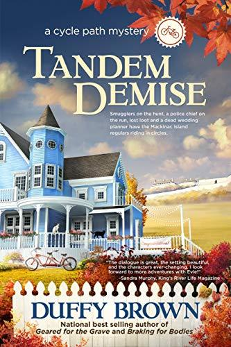 Tandem Demise:  A Cycle Path Mystery by [Brown, Duffy , Brown, Duffy]