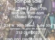 Shopping NYC: PONO 2018 Holiday Jewelry Sample Sale