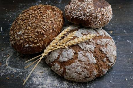 Bread, Gluten