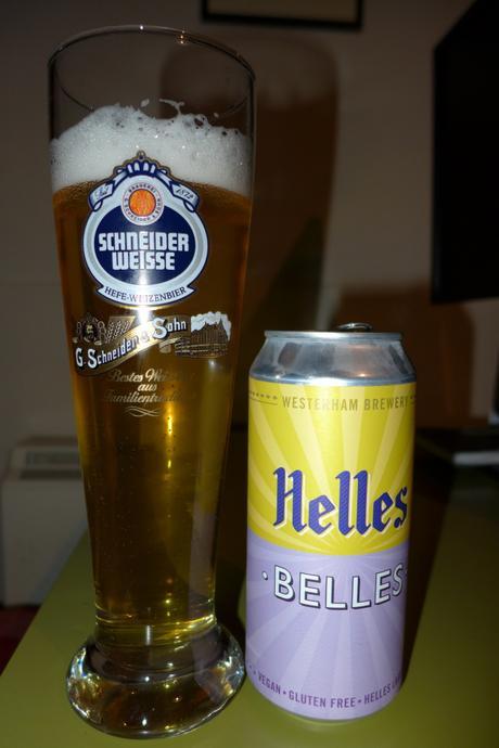 Tasting Notes: Westerham: Helles Belles