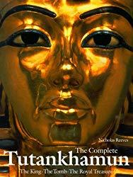 Image: The Complete Tutankhamun: The King, the Tomb, the Royal Treasure (King Tut), by Nicholas Reeves (Author). Publisher: Thames and Hudson; First Paperback Edition edition (April 1, 1995)