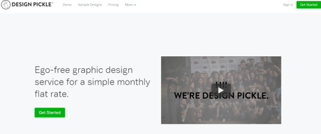 Design Pickle Review With Discount Coupon 2018 Get 20% Off (Verified)