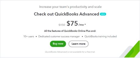 Intuit QuickBooks Special Discount Coupon 2018 Save 50% (Upto 149$)