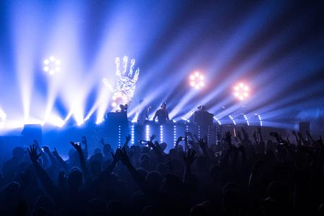 Above & Beyond in Copenhagen