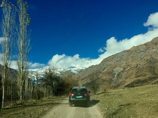 Adventure Saturday - Lake Uruganch