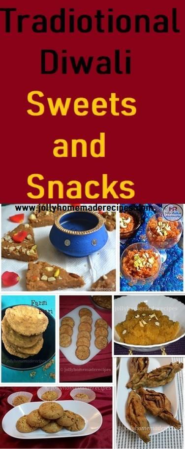 Best Traditional Diwali Recipes | Easy Diwali Sweets & Snacks