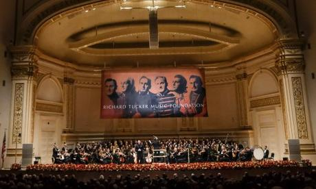 Stage set for 2018 Richard Tucker Gala concert