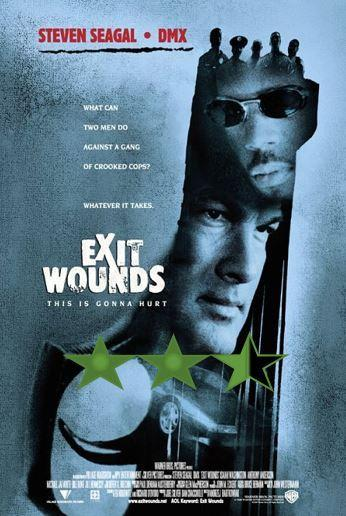 ABC Film Challenge – Comedy – E – Exit Wounds (2001)