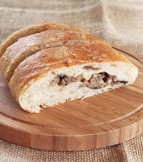 Beef and Cheese Roll