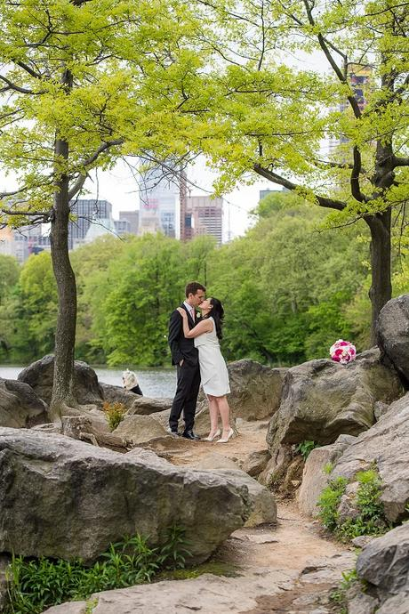 I want to Get Married in Central Park in the Spring – is that a Good Idea?
