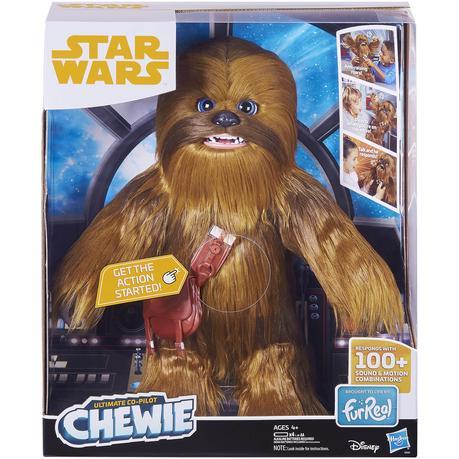 Hasbro FurReal Chewie