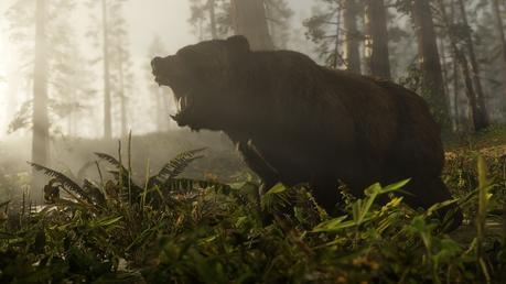 Red Dead Redemption 2 bear hunt