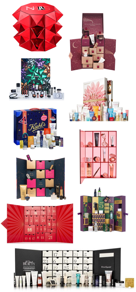 10 OF THE BEST BEAUTY ADVENT CALENDARS FOR 2018