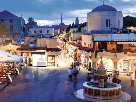 The best of the best villages to visit in Rhodes