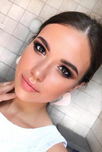 30 Beach Wedding Makeup Chic Ideas
