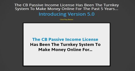 The CB Passive Income V 5.0 Review