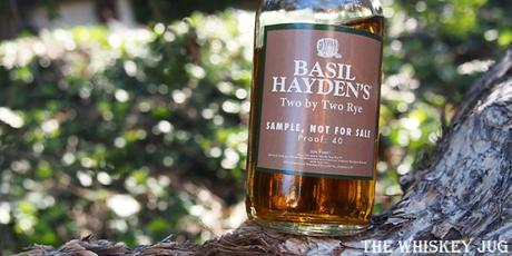 Basil Hayden's Two By Two Rye Details