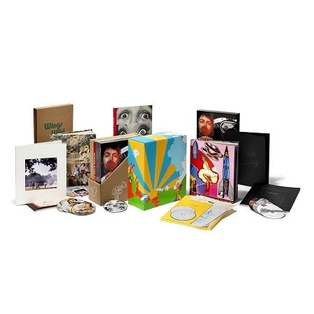 Grammy-Winning Archive Collection 'Paul McCartney and Wings: Wild Life and Red Rose Speedway'