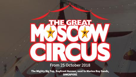 The GREAT MOSCOW CIRCUS Was Breathtaking