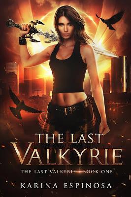 Shift & The Last Valkyrie by Karina Espinosa