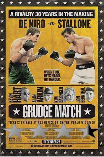 ABC Film Challenge – Comedy – G – Grudge Match (2013)
