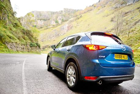 Exploring Cheddar Gorge With The Mazda CX-5