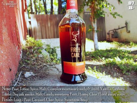 Glenfiddich Fire and Cane Review