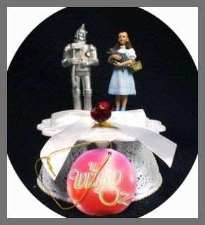 66 Awesome Figure Of Wizard Of Oz Wedding Cake toppers