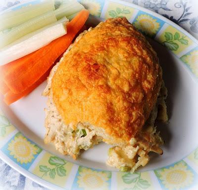 Chicken Stuffed Rolls