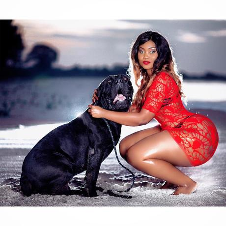 Socialite Sanchoka: I post raunchy photos to express myself not to attract men
