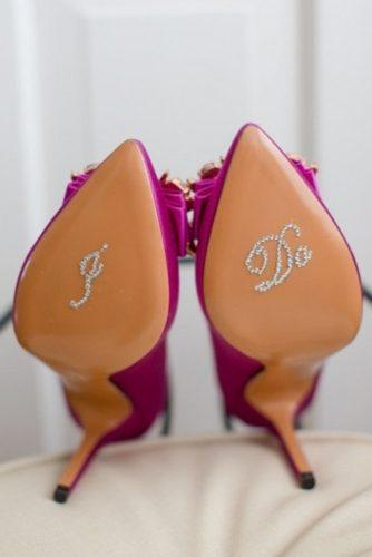 wedding shoe ideas stickers sequins inspiration design photography