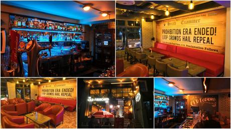 An Era to remember – The Old Fashioned Bar
