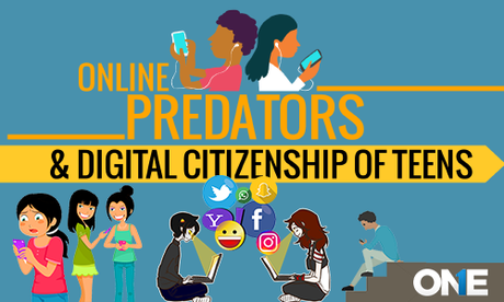 online predators and digital citizenship of teens