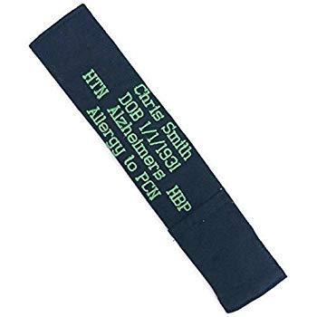 Image: Special Needs Medical Alert Seatbelt Cover