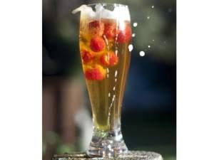 Fruit Salad in a Glass