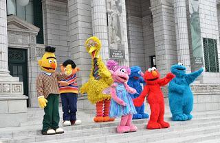 Image: Sesame Street   Universal Studios Singapore, by Cedric Yong on Pixabay
