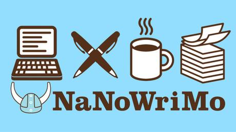 NaNoWriMo Update – Week Two