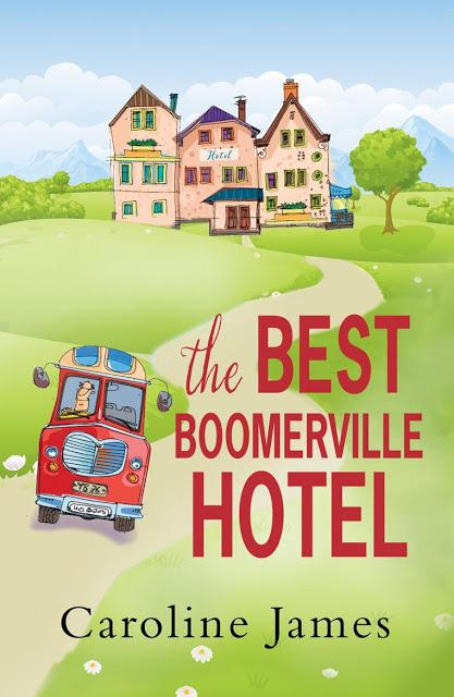 The Best Boomerville Hotel by Caroline James - Feature and Review