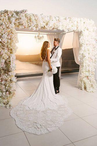 modern love songs wedding ceremony bride and groom