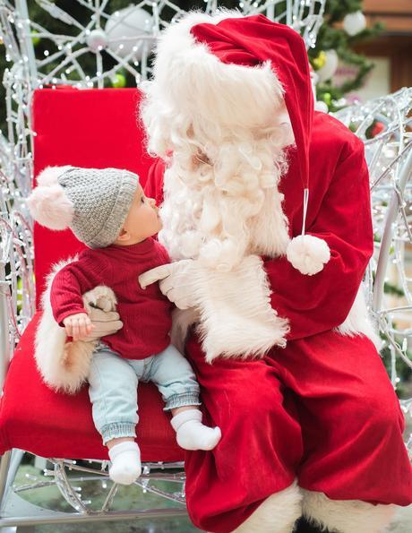 Christmas Shopping At Affinity Devon