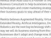 Interview With Reekita Gala Founder Virtual Marketing Revolution (VMR)