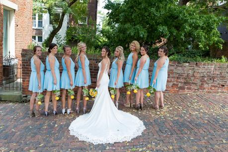 Modern Cincinnati Wedding