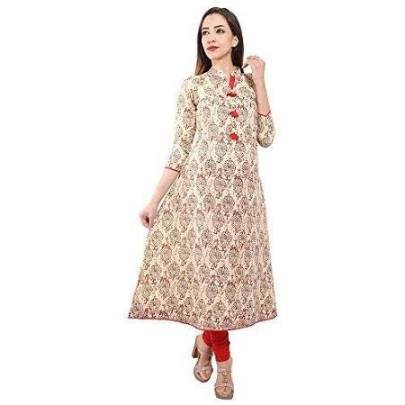 Top Tips for Women to Style Their Printed Kurtis the Right Way