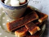 Chocolate Cinnamon Toast
